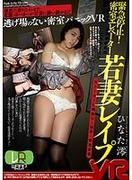 【VR】緊急停止! 密室エレベーター若妻レイプ ひなた澪 ダウンロード