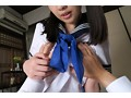 【VR】修学旅行中に押し入れで声ガマン性交…でも初体験で生はマズくない? 三田杏