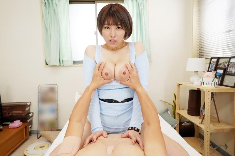 【VR】M男クンのアパートの鍵、貸します。 松本菜奈実