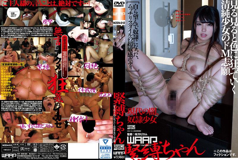 WZEN-012 An S&M Sex Slave Hana Misora