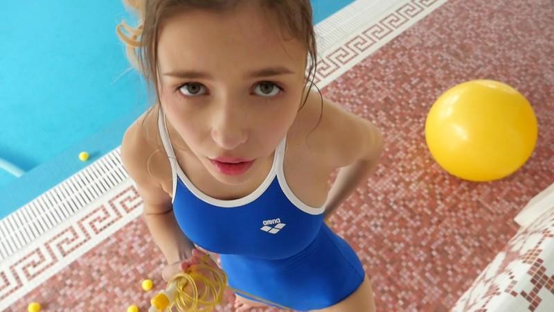 Mila.A 「TOKYODOLL 白人美少女のグラビア」 サンプル画像 3