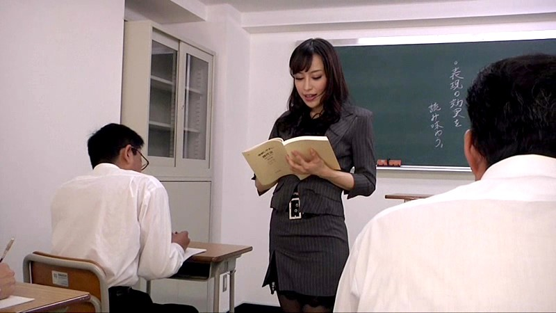 アナル奴隷 肛姦に悦楽する美人女教師 優衣 あいかわ優衣 1枚目