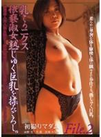 乳とろニクス 猥褻淑女、熟じゅく巨乳を揉みごろし。 初撮りマダムFile.2 ダウンロード