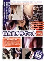 街角胸チラギャル Vol.5 ダウンロード