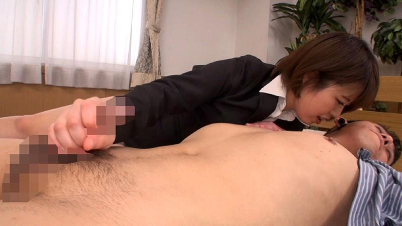 M男にささやき淫語手コキ 2|無料エロ画像11