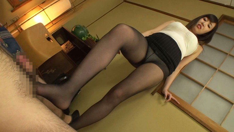 淫語社長とM男 若槻みづな 画像7