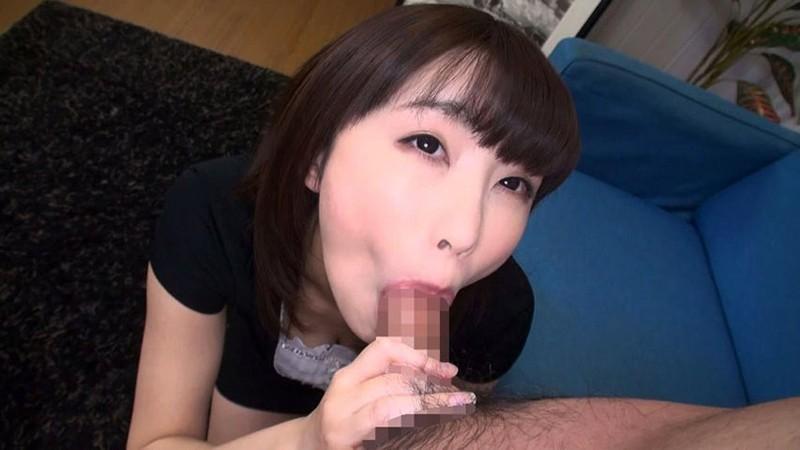 【痴女フェラ】巨乳の痴女素人の、フェラ顔射手コキプレイ動画!!いい乳してます!