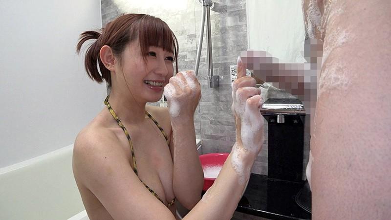 素人娘 初めての「チ○ポ洗い」アルバイト4 1枚目