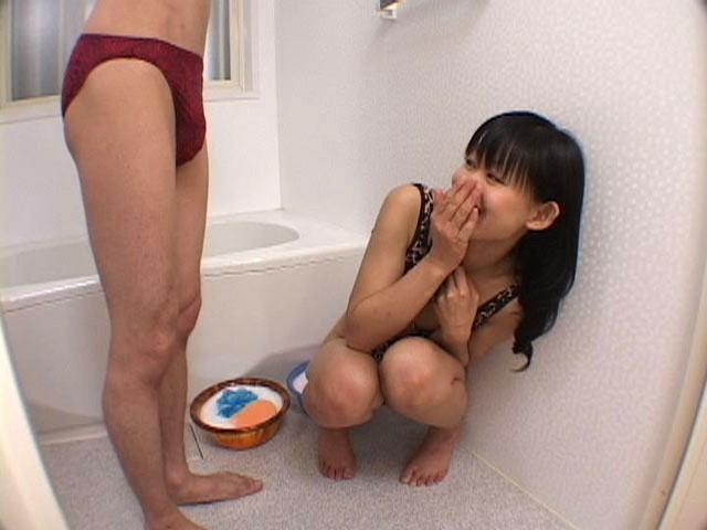 僕のチンポを洗って下さい。 画像9