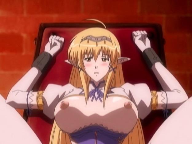 姫騎士アンジェリカ 第1夜 復讐されるプリンセス1