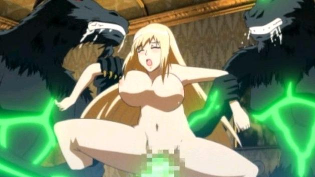 姫奴● 第二幕 魔物の子種を堕とす麗姫の哀 5