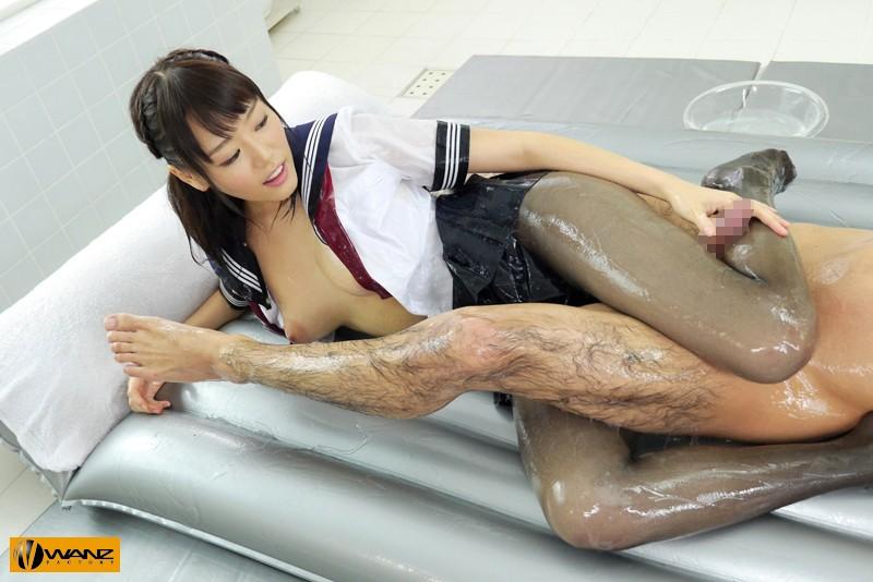 【キャバ嬢・風俗嬢】 女子校生中出しソープ 浜崎真緒 キャプチャー画像 8枚目