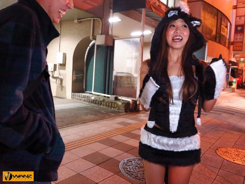 【ナンパ】 友田彩也香の凄テクを我慢できれば生☆中出しSEX! キャプチャー画像 7枚目