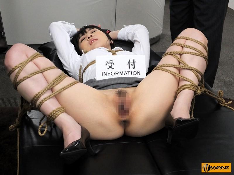 【美少女】 美人OL中出し受付肉便器 つぼみ キャプチャー画像 6枚目