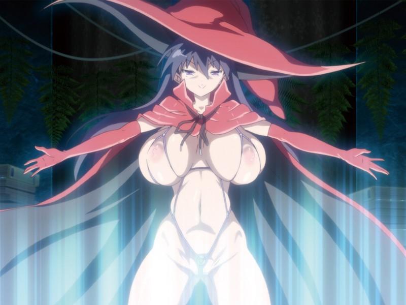逆転魔女裁判 〜痴女な魔女に裁かれちゃう〜 THE ANIMATION 画像2