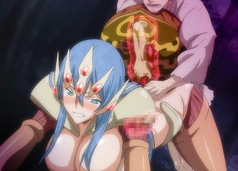【エロアニメ】平安エロティック!巨乳おっぱい妖怪が犯され…