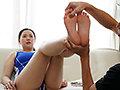 美女たちの足裏をふやけるまで舐めたい!VI ランニングシュー...sample15