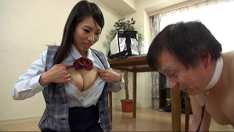 母乳宅配レディーのみのりです。 桑田みのり Gカップ 今朝の搾りたてのミルクをお持ちしました キャプチャー画像 8枚目