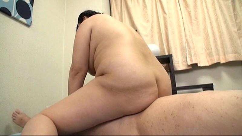 過積載の女 仲川舞子48歳 身長164cm 体重84.8kg ぽっちゃりモンスター熟女の圧迫肉弾戦! 19枚目