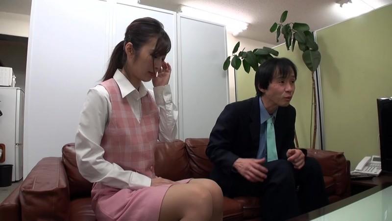 酔いどれ親父のパワハラ顔舐め 宇野栞菜 5枚目