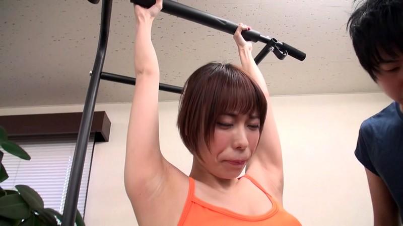 恥ずかしいワキ 川菜美鈴 7枚目