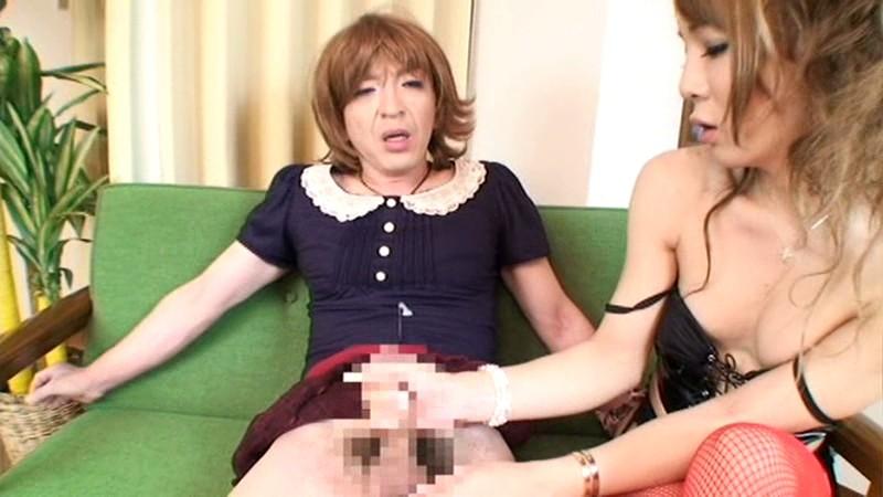ニューハーフ&女装子 超大量射精スペシャル2 画像16