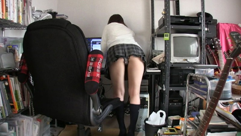 女子校生のむらむらする風景 パンチラ パンモロ 透けブラ 透け乳首! 画像8