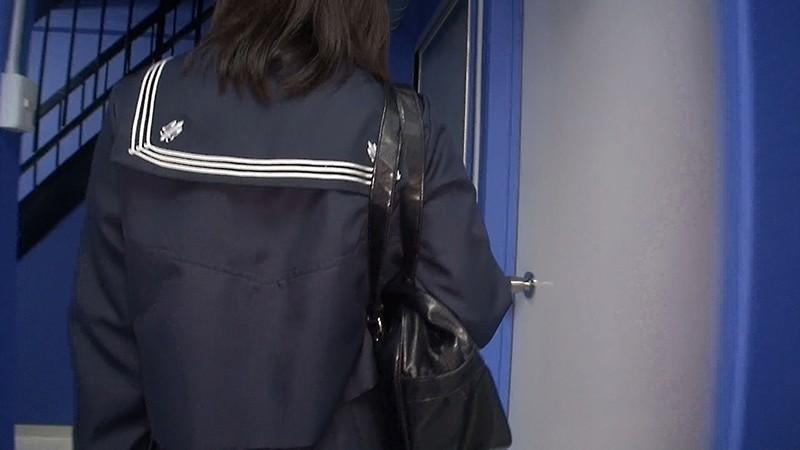 階段女子校生 黒タイツ、黒スト着けた制服パンチラ 完全網羅編9