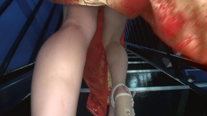 階段チャイニーズ チャイナ服の中の太ももやパンツ見てみたいでしょ? 編 の画像8