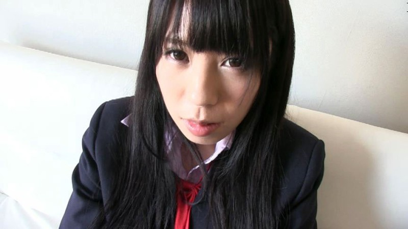 淫語と黒タイツ女子校生 画像10