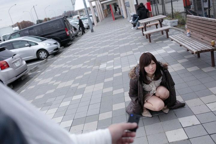 野外人妻羞恥 10 藤咲葵 4枚目