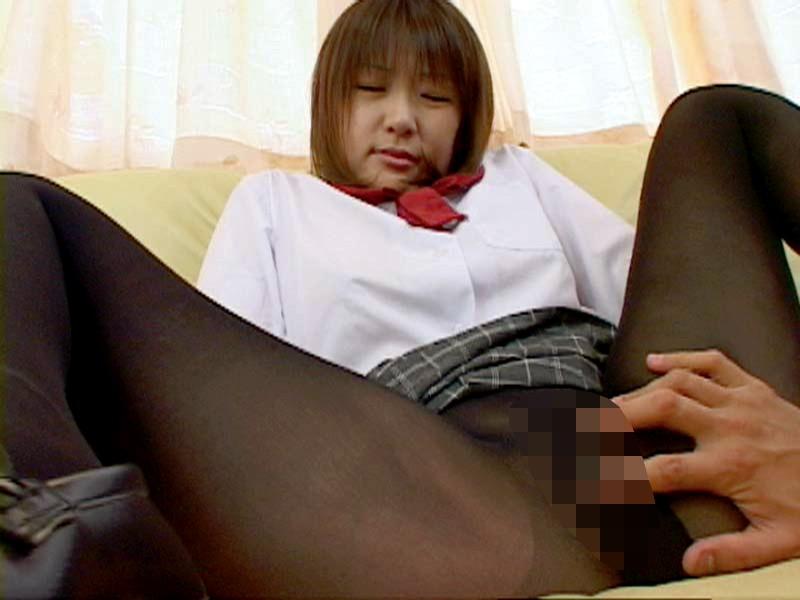 LEGS+ 黒タイツ女子校生Limited 3 画像1