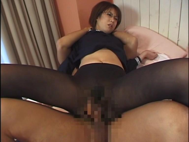 黒タイツ女子校生三昧4時間 画像9