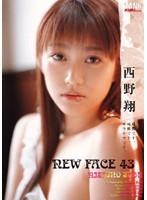 NEW FACE 43 西野翔
