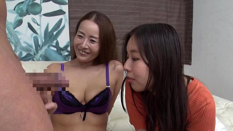 素人ナンパ中出し!! 美熟妻姉妹編 3