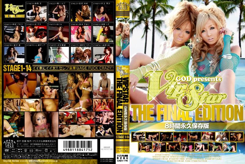 VIP STAR THE FINAL EDITOIN 8時間永久保存版