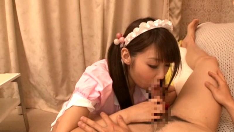 北川瞳のメイドしちゃうぞ 無料エロ画像6