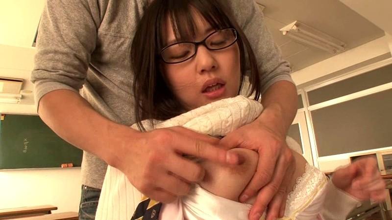 眼鏡×女子 つぼみ 画像1