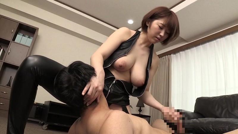 彼女がボンデージに着替えたら。Mな私とSな私…どっちの私が好き? 松本菜奈実 サンプル画像 10