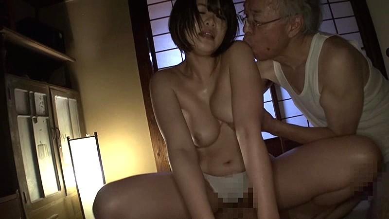 老人たちに寝取られたセックスレスの夫を持つ巨乳嫁 推川ゆうり サンプル画像 15