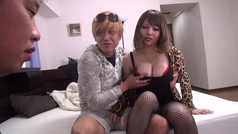 ナマイキ爆乳ヤンキー女と立場逆転ヘタレチ○ポで屈服SEX 西川りおん キャプチャー画像 1枚目