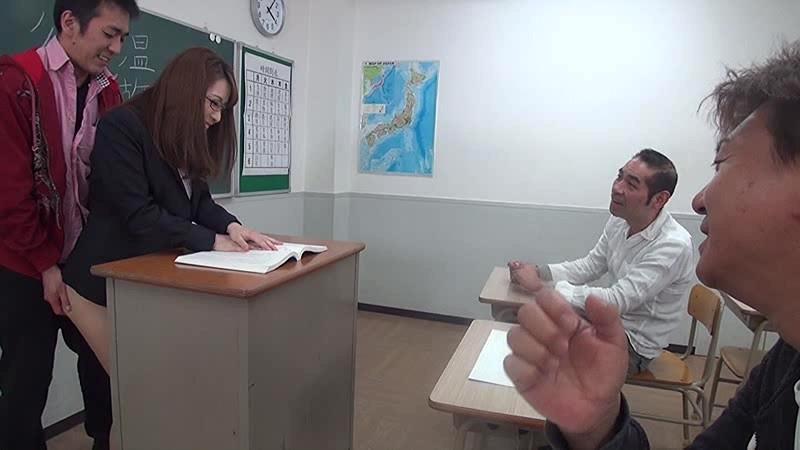 変態ドM女教師のザーメン&小便ごっくん顔面崩壊調教 高梨りの 7枚目