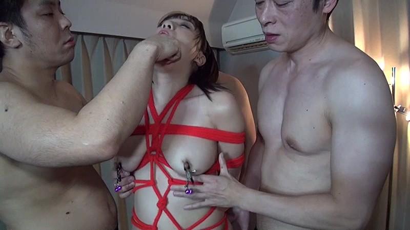 喉奥支配イラマチオ精飲中毒 梨々花 17枚目