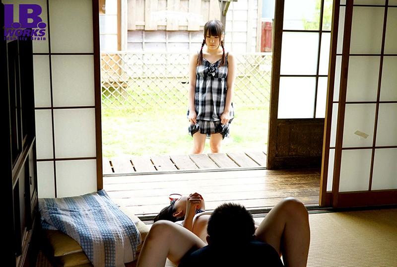 姪っ子とおじさんの夏休み|無料エロ画像5