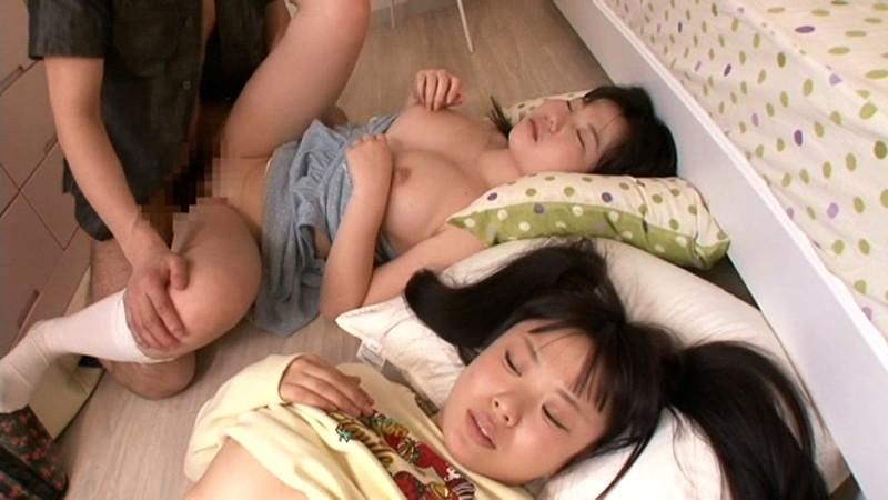 家に遊びに来た妹の友達を睡眠薬で眠らせて●す記録映像 ●物眠姦|無料エロ画像10