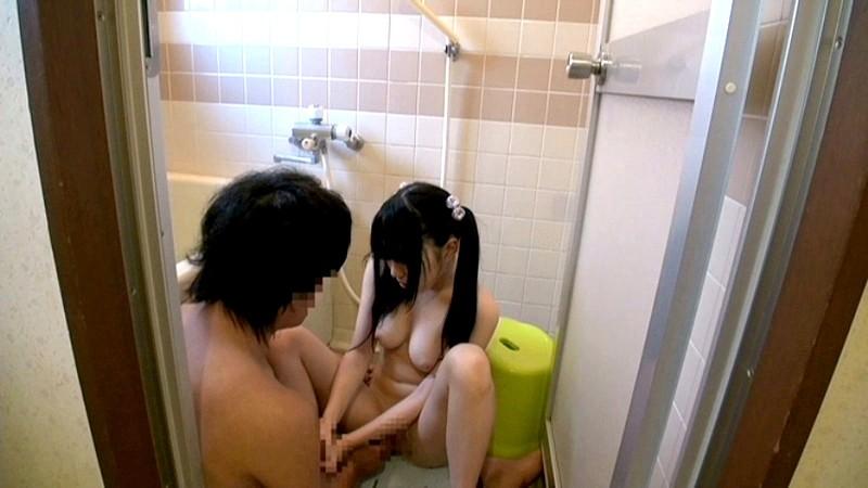 お兄ちゃん、いっしょにお風呂に入っても…いい?|無料エロ画像6