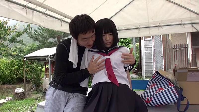 黒髪が綺麗な清純妹系美少女と性交 南梨央奈|無料エロ画像8