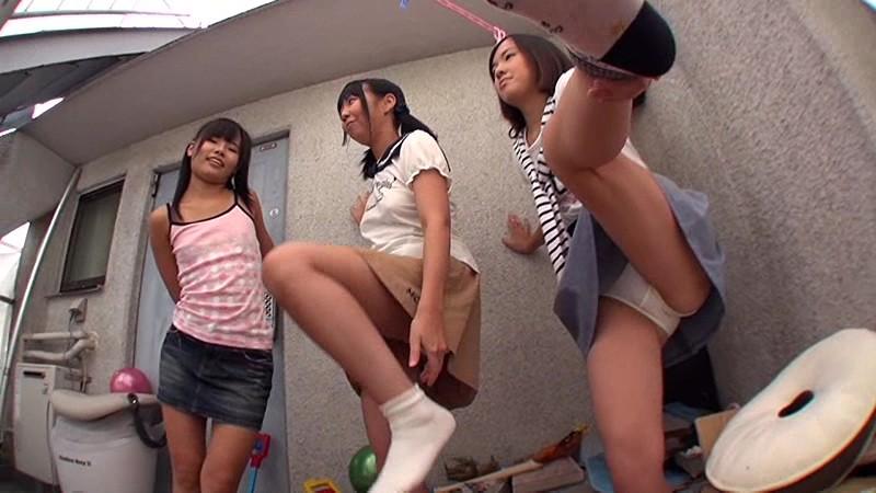 葛飾共同区営団地 日焼け少女わいせつ映像2|無料エロ画像2