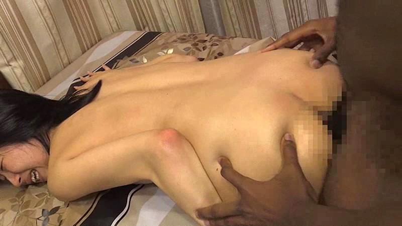 少女黒人押込みレ●プ|無料エロ画像13