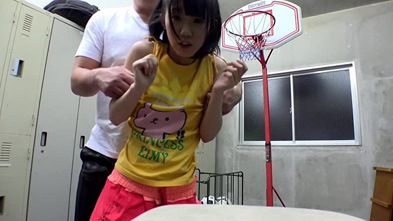 地域男女相撲大会に向けて集まった合宿中の少女わいせつ映像|無料エロ画像1